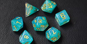 Layer dice