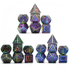 Colorful Plating Photosensitive Powder Metal dice