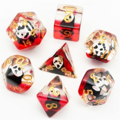 Ghostface Dice(Red)