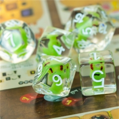 Frog Dice