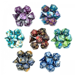 Color Mixed dice